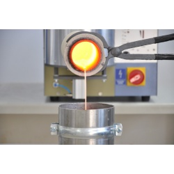 Induction melting alloy AFI-03