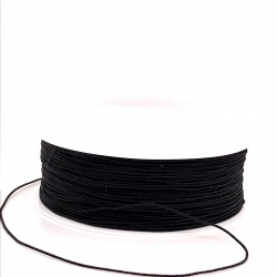 Black rubber 0,8mm