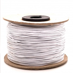 White rubber 1mm