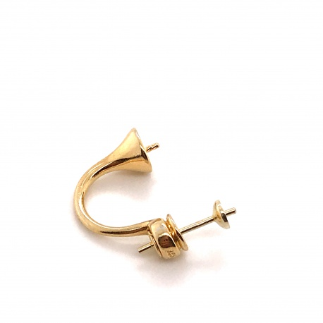 Ear pin with pendant RS5P