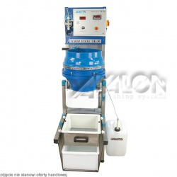 Disc finishing machine TE30W