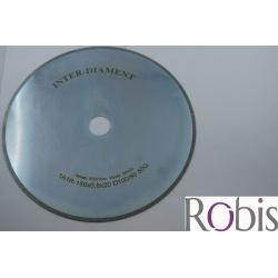 Cutting disc 1A1R 180 0,8