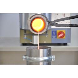 Induction melting alloy AFI-03