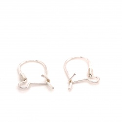 Closed earwire 7296+S
