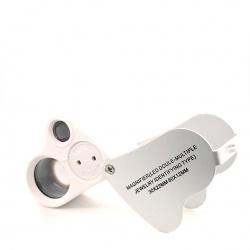 Double pocket magnifier