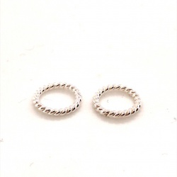 Twisted curly circles TBK12