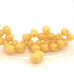 Plastic clasps for chaplets no 14