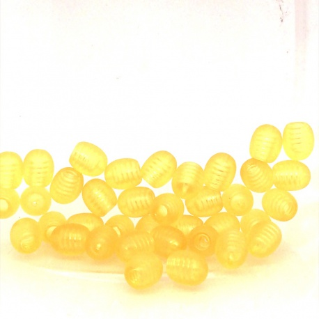Plastic clasps for chaplets no 20