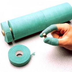 Green finger tape