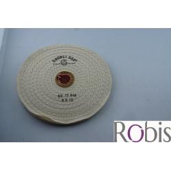 Lenticular polishing disc